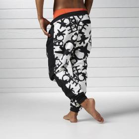 Спортивные брюки Dance Printed W B45280