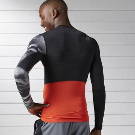 Компрессионная футболка с длинным рукавом ACTIVCHILL M B46024
