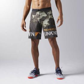 Спортивные шорты Reebok CrossFit Super Nasty Core Camo M BJ9834