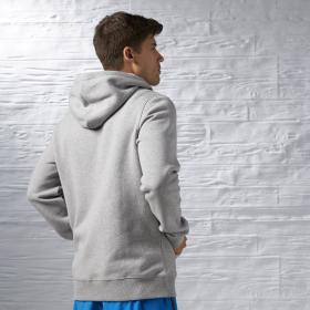 Джемпер Mens El Fleece Fz Reebok