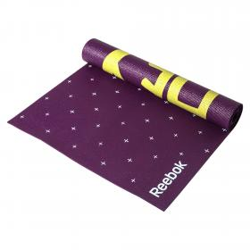 Двусторонний коврик для йоги Hello ТренировкиAN8016