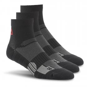 Носки Reebok ONE Series Training Ankle — 3 пары в упаковке ТренировкиAO2044