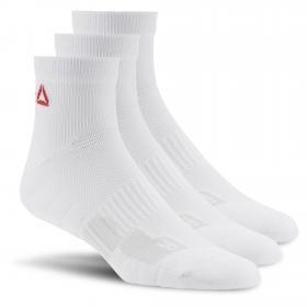 Носки Reebok ONE Series Training Ankle — 3 пары в упаковке AO2045