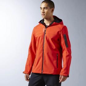 Куртка ветрозащитная Mens FM SOFTSHELL JKT Reebok