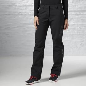 Брюки спортивные Womens Tough Fitness Softshell Pant Black Reebok