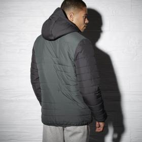 Спортивная куртка утепленная Mens Padded Mid Reebok