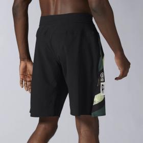 Шорты для тренировок Mens ONE Series Shattered Stripe Nasty Reebok
