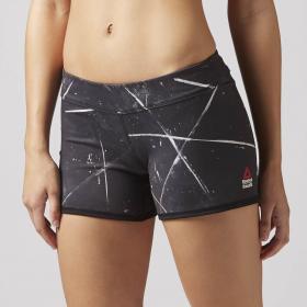 Спортивные шорты Reebok CrossFit Reversible Chase W BK1125