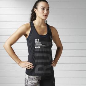 Спортивная майка Running ACTIVCHILL W BK1182