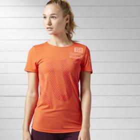 Спортивная футболка Running ACTIVCHILL W BK1196
