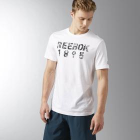 Футболка мужская TAPE TEE Reebok