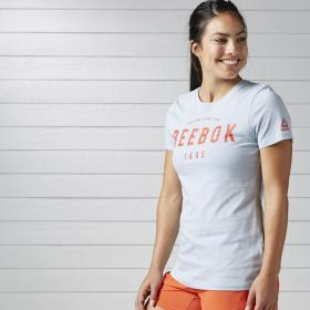 Футболка женская BASIC 1895 TEE Reebok