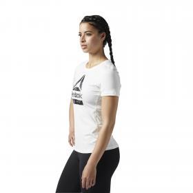 Футболка спортивная жен. W BQ4988