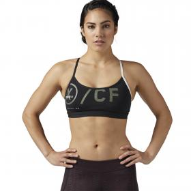 Спортивный бюстгальтер Reebok CrossFit Strappy W BQ5154