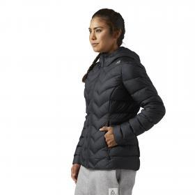 Куртка-пуховик W BR0528