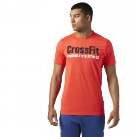 Спортивная футболка Reebok CrossFit Speedwick F.E.F. Graphic M BR0749