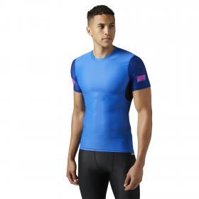Компрессионная футболка Reebok CrossFit M BR4661