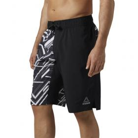 Шорты мужские WOR GRAPHIC BOARD SHORT Reebok