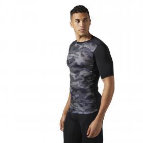 Компрессионная футболка ACTIVCHILL Camo Print M BR9567