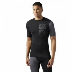 Компрессионная футболка ACTIVCHILL Graphic M BR9571