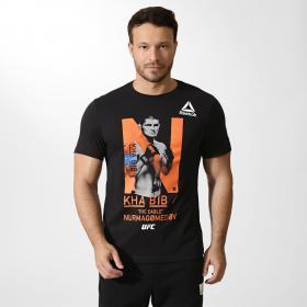 Спортивная футболка UFC Khabib Nurmagomedov M CD5593