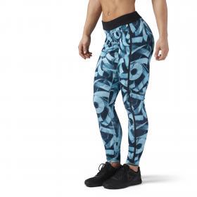 Леггинсы Reebok CrossFit Pokras W CD5774