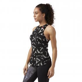 Спортивная майка с вшитым лифом Reebok CrossFit W CD6495