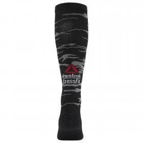 Носки Reebok CrossFit Camo Knee ТренировкиCD7297