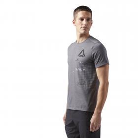 Спортивная футболка Speedwick Graphic M CF3744