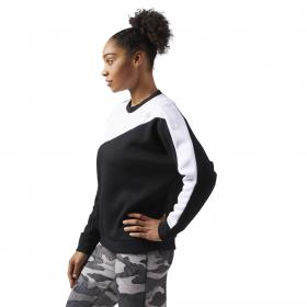 Свитшот Quik Cotton Crew Neck CG1046