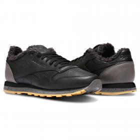 Кроссовки Classic Leather Low Sherpa SPP M CN1817