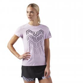 Спортивная футболка ACTIVCHILL Running W CW0469