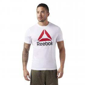 Спортивная футболка QQR Reebok Stacked