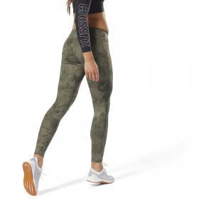 Леггинсы Reebok CrossFit Lux - Stone