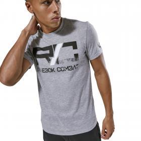 Спортивная футболка Reebok Combat Wordmark