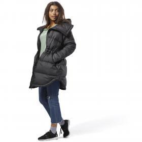 Утепленное пальто Outdoor Long Oversized