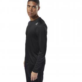 Спортивная футболка с длинным рукавом Running