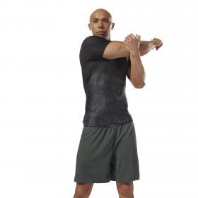 Компрессионная футболка Reebok CrossFit