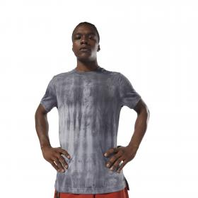 Спортивная футболка Reebok Combat Spray Dye