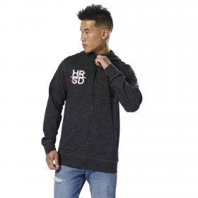 Худи UFC Fan Gear Full-Zip