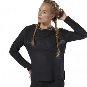 Спортивная футболка Reebok CrossFit® Jacquard