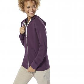 Худи Reebok Training Essentials French Terry Full Zip