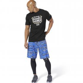 Спортивная футболка Reebok CrossFit® Open Crest