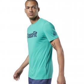 Спортивная футболка Reebok CrossFit Speedwick F.E.F. Graphic