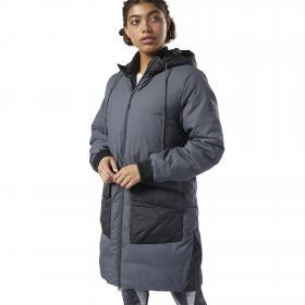Пуховик Outerwear Long