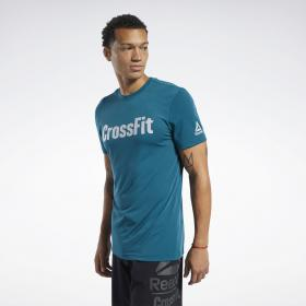 Спортивная футболка Reebok CrossFit® Read