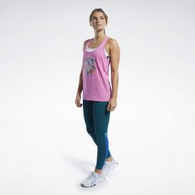 Спортивная майка Reebok CrossFit® Surfing Bear