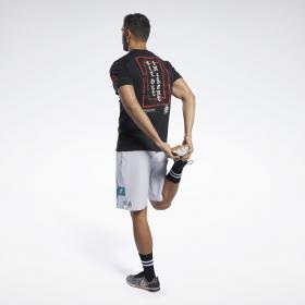 Спортивная футболка Reebok CrossFit® Get Out in Front Tee