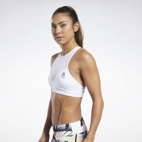 Бра-топ Reebok CrossFit® Medium-Impact Mesh