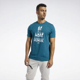 Спортивная футболка GS Human